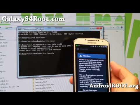 How to Unlock SIM on Sprint Galaxy S4!