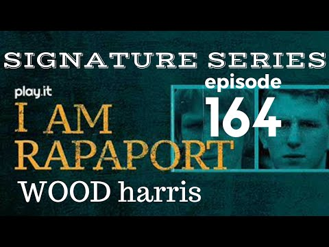 I Am Rapaport Stereo Podcast Episode 164: Wood Harris