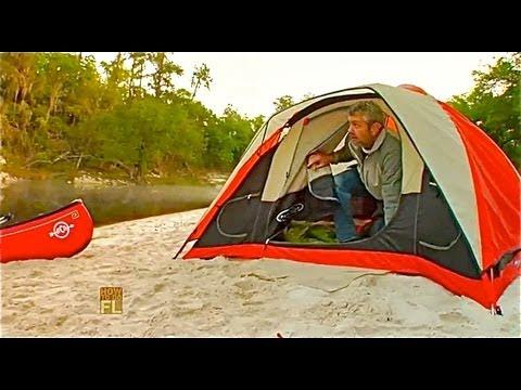 how to Do florida: Canoe Camping /Sailing