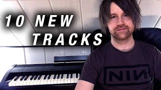 10 New Songs in YouTube's Audio Library!