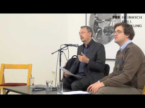 Lecture on Europe by Professor Wolfgang Streeck