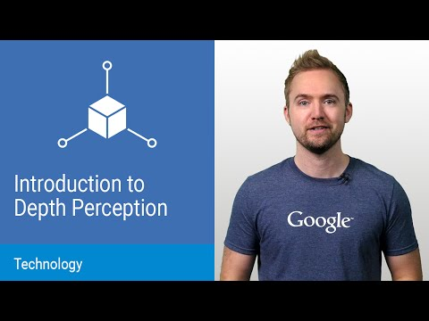 Project Tango: Introduction to Depth Perception