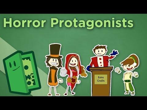 Extra Credits: Horror Protagonists