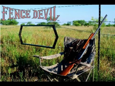Fencedevil World S Best Quot No Climb Quot Barbed Wire Fence