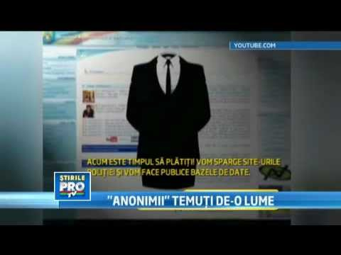 Thumbnail: Anonymous a spart site-ul FMI Romania