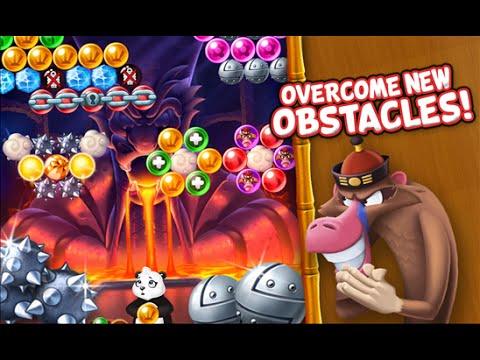Panda Pop - Level 85 - Bobble Shooter - Free Game for iOS: iPhone / iPad - Android and PC von YouTube · Dauer:  8 Minuten 42 Sekunden  · 595 Aufrufe · hochgeladen am 10-9-2015 · hochgeladen von iGameApple