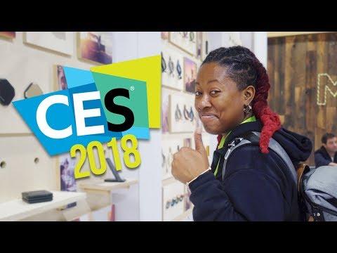CES 2018 - My Favorite Tech!