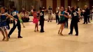 Kids International Latin Dance Competition