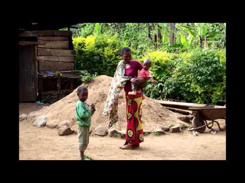 Chagga People and Coffee Plantation, Tanzania
