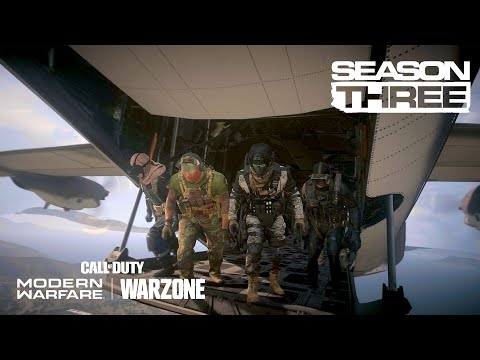 Call of Duty®: Modern Warfare® & Warzone - Season 3 Trailer