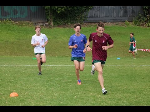 Westlake House Cross Country 2018