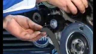 Проверка и замена агрегатных ремней двигателя(, 2009-11-27T07:31:39.000Z)