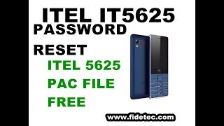 HOW TO REMOVE PASSWORD ON ITEL IT5330 WITH SIMPLE STEPS - Travel Online