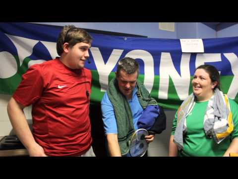 Kiersey Cup 2013 Interview | Sean Walsh & Natalie Brown