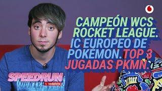 Speedrun 16/11: Pokémon, Rocket League y mucho más