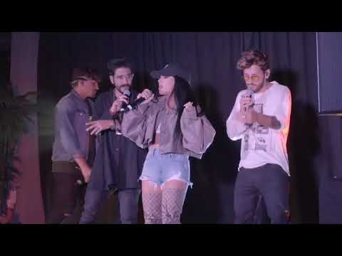 Mau y Ricky, Becky G, Camilo Echeverry – Sin Pijama| Live Performance 07/20 | MIAMI