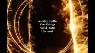 Download Sunday Radio - The Fall (ft. Coury Palermo) MP3 song and Music Video