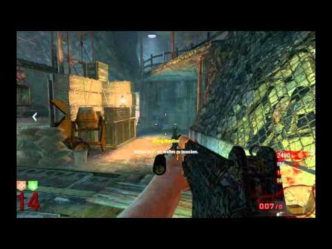 "Shangri-La Zombies Gameplay Aka ""SPAS-Power Mit Olga"" - 10-17 Part 2/3"