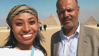 Visiting my Father in Egypt (Day 1)