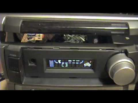 Aiwa Bookshelf Stereo Repair - YouTube