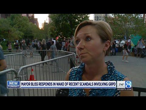 Grand Rapids Mayor Addresses Police Problems