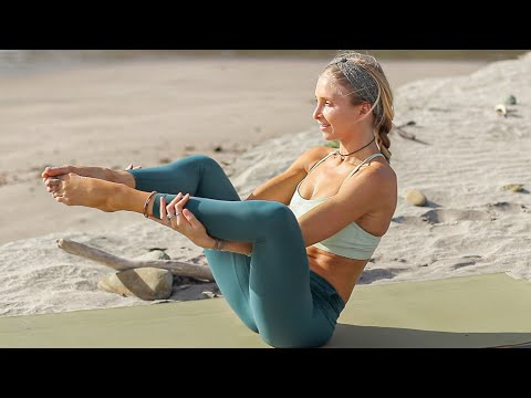 Ultimate Pilates 14 Day Challenge | Define Your Abs & Core + FREE schedule