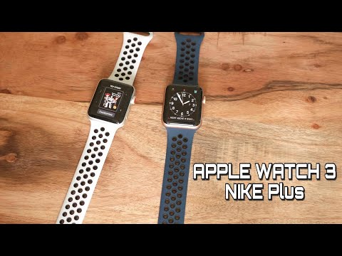 Apple Watch 3 Nike Plus Edition Unboxing And First Look
