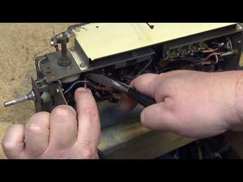 PYE P75 Vintage British Radio Restoration
