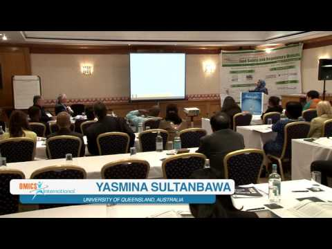Yasmina Sultanbawa | Australia | Food Safety 2015 | Conference Series LLC