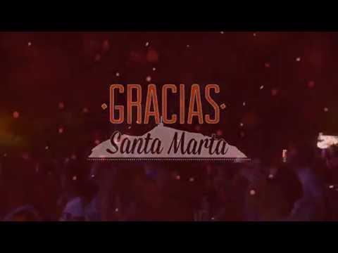 ETERNO LIVE TOUR 2016 SANTA MARTA - RECOPILACIÓN