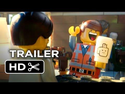 The Lego Movie Movie Hd Trailer