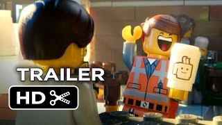 Repeat youtube video The LEGO Movie Official Theatrical Trailer (2014) - Animated Movie HD