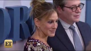 Sarah Jessica Parker and Matthew Broderick Dish On Marriage Secrets and 'Divorce'