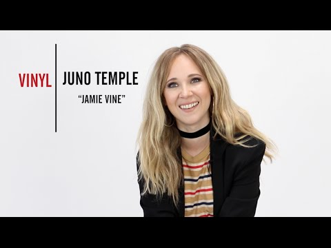 Emmy Contender Juno Temple Reveals ButtBaring Wardrobe Malfunction on 'Vinyl'