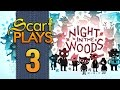 3. Helping Hand... and arm - ScarfPLAYS Night in the Woods