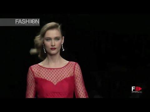 SONIA PEÑA Barcelona Bridal Week 2015 by Fashion Channel