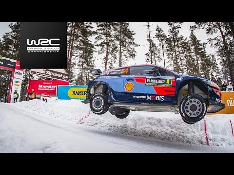 WRC - Rally Sweden 2018: Highlights Stages 16-18