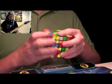 6x6 Solve: 4:22.77: MetalDaniel03 Appears!