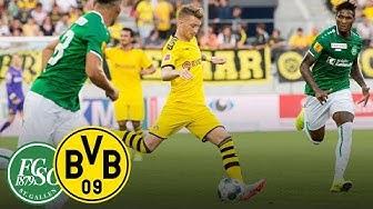 FC St. Gallen - Borussia Dortmund 1-4   Full Match