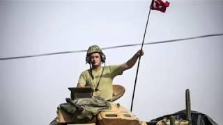 Турция разбомбила 181 объект террористов на севере Сирии   ВИДЕО