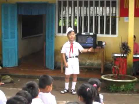 Văn Nghệ chào mừng khai giảng năm học 2012-2013