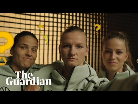 Germany's Women's World Cup advert: 'We play for a nation that doesn't even know our names'