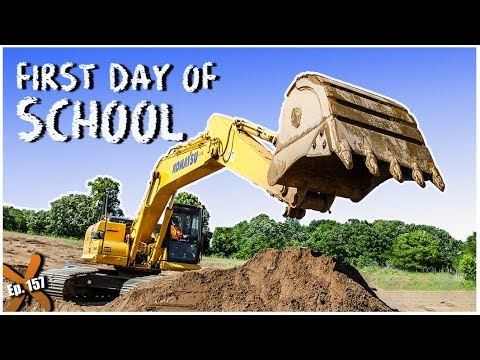 Our New Journey | Heavy Equipment Operator School // Ep. 157