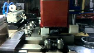 Automatic Spm For Bore Inspection Of Bearing Ring