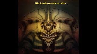 Hearthstone. Big Exodia recruit paladin. Experimental deck  Kobolds And Catacombs