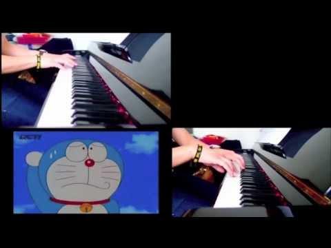 Doraemon No Uta - Theme Song Piano Cover