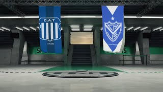 Talleres vs Vélez por TNT Sports