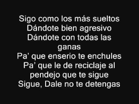 Guelo Star ft Randy Nota Loka - Porque Sera Letra lyrics official