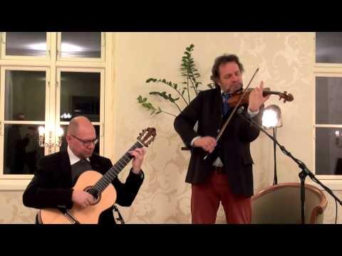 THE EAGLE - ADLER - ØRNEN by Jochen Brusch - played by Jochen Brusch & Finn Elias Svit.