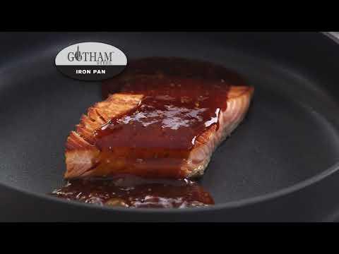 Gotham Steel Iron Pan